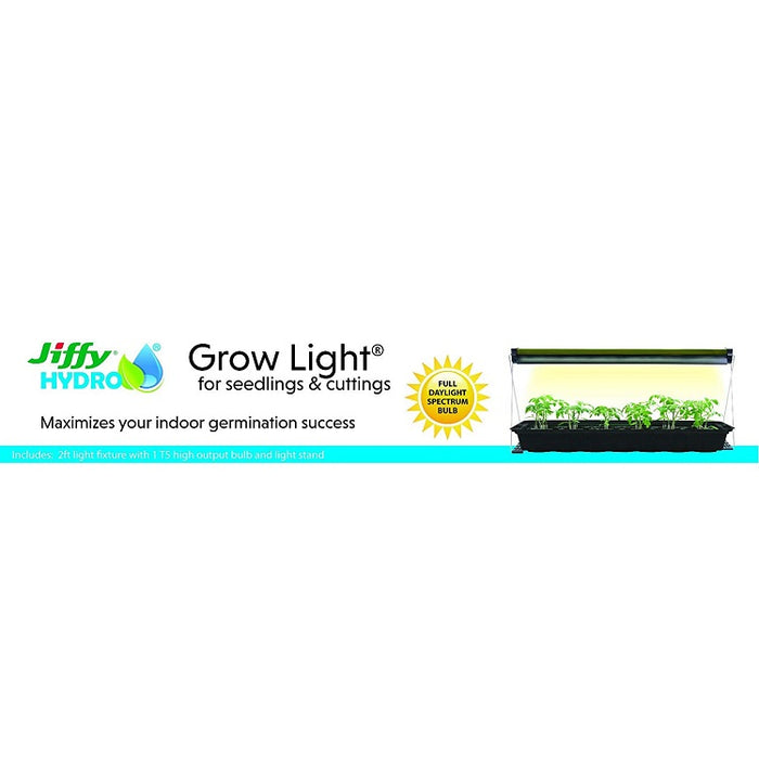 Jiffy Hydro Grow Light Kit, 2'