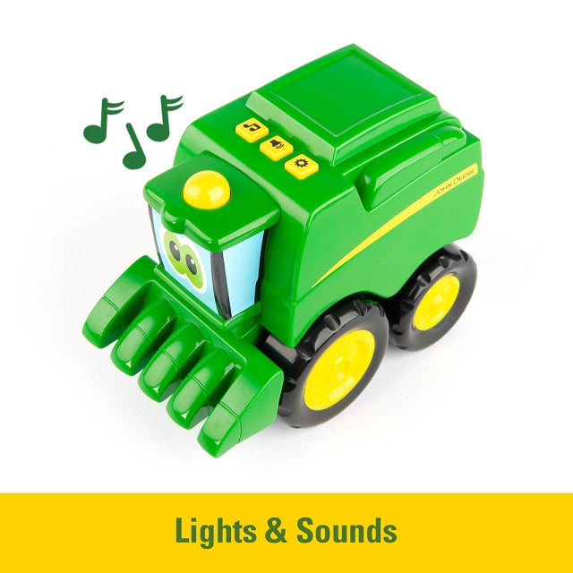 John Deere Lights & Sounds Corey Combine Toy