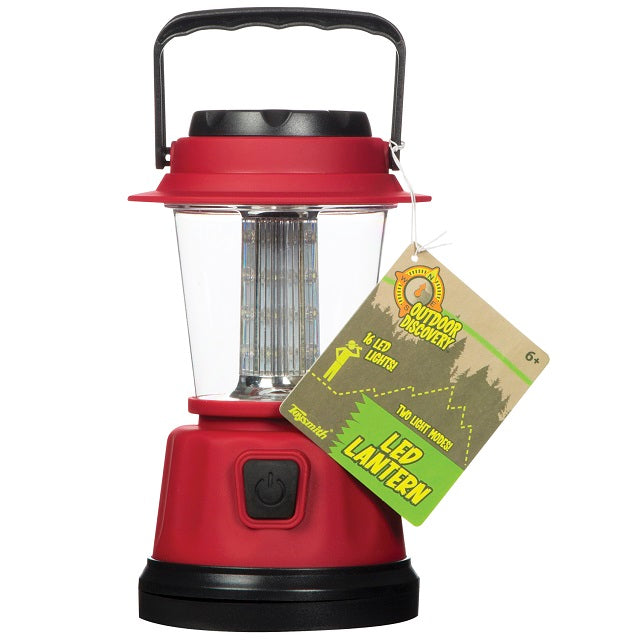 Outdoor Discovery LED Lantern, Assorted