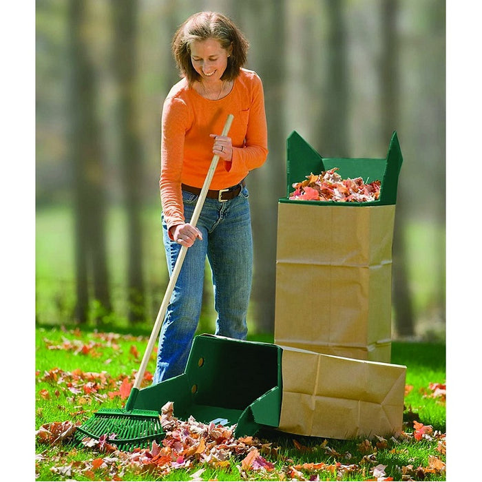 Lawn & Leaf Chute, Green Thumb