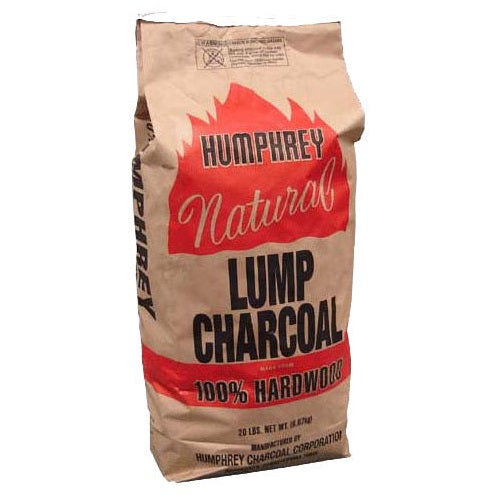 Humphrey Lump Charcoal, 20-Lbs