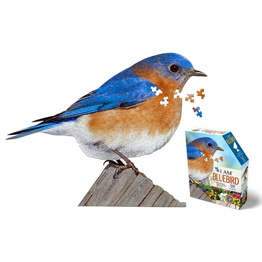 Madd Capp 300 Piece Jigsaw Puzzle, I Am Bluebird