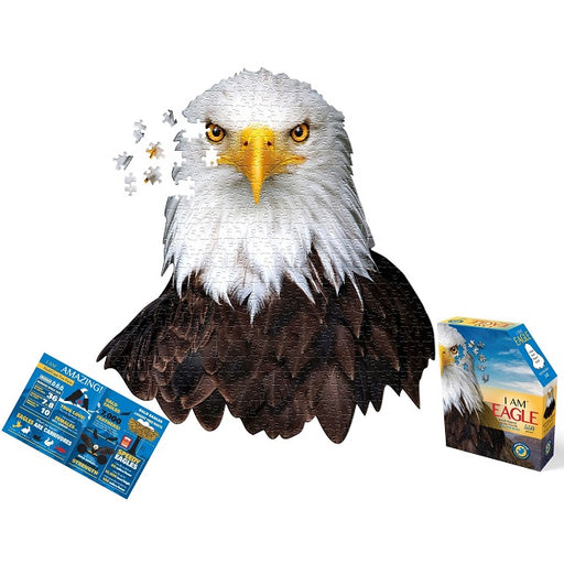 Madd Capp 550 Piece Jigsaw Puzzle, I Am Eagle