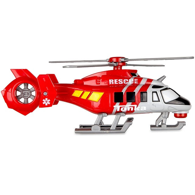 Tonka Mighty Force Lights & Sounds Rescue Helicopter
