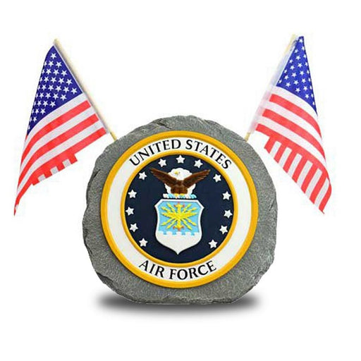 Military Garden Stone, Air Force