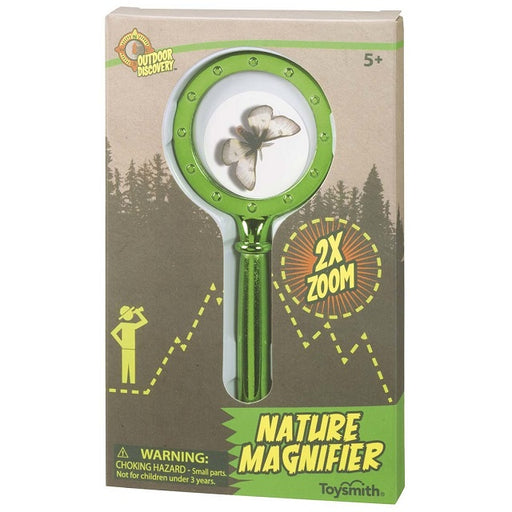 Outdoor Discovery Nature Magnifier, Assorted