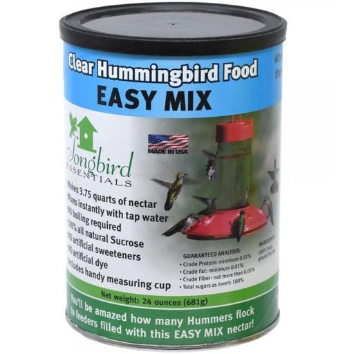 Songbird Essentials Clear Hummingbird Nectar Mix, 24 oz.