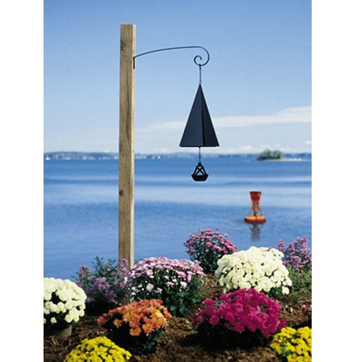 Castine Harbor Wind Bell with Triangle