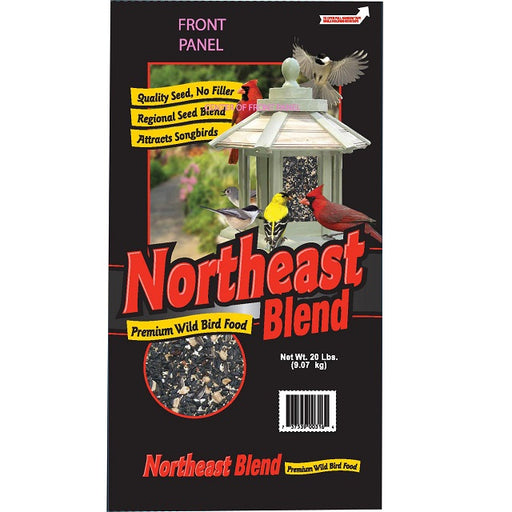 Northeast Blend Wild Bird Food, 20Lb