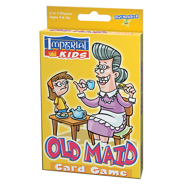 Imperial® Kids Old Maid Card Game