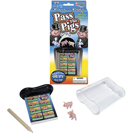 Pass the Pigs Classic Game