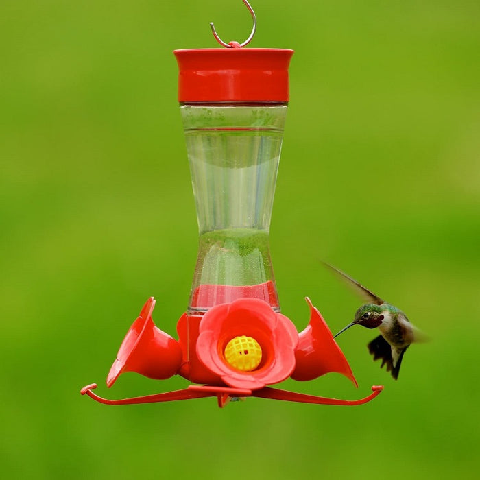 Pinch Waist Hummingbird Feeder, Perky Pet