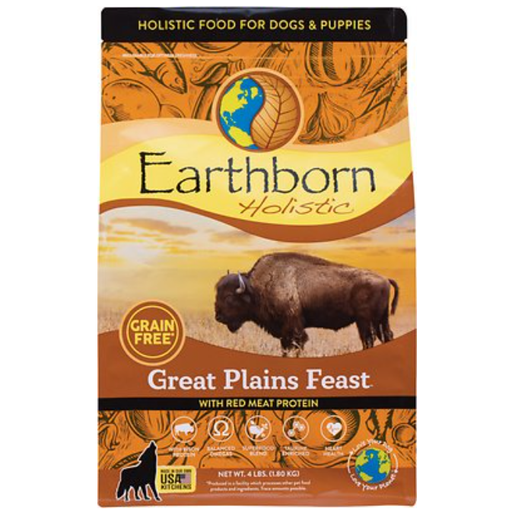 Earthborn Holistic Great Plains Feast Grain Free Dog Food