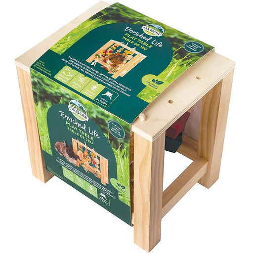 Play Table for Small Animals- Enriched Life