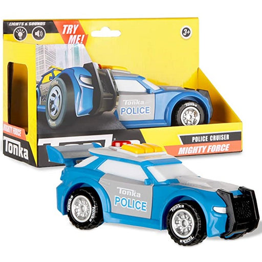 Tonka Mighty Force Lights & Sounds Police Cruiser