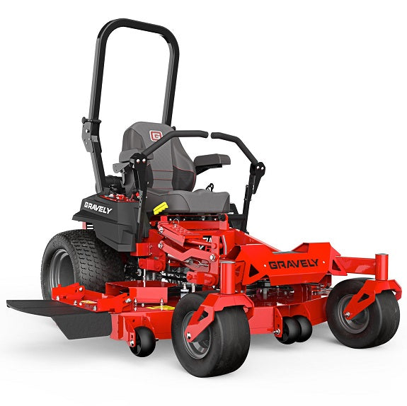 Gravely PRO-TURN® ZX Zero-Turn Mowers