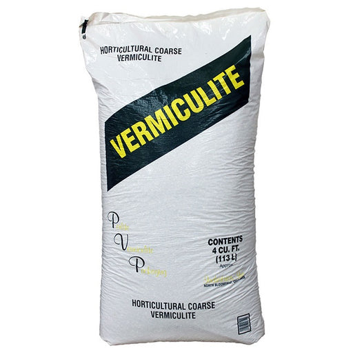 Vermiculite, Medium Grade 4 cu. ft.