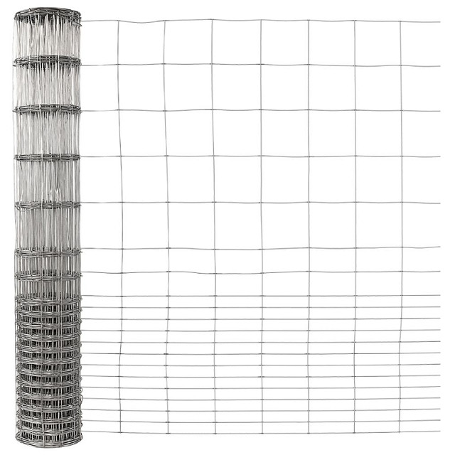 36 in. x 50 ft. Galvanized Rabbit Guard Fencing