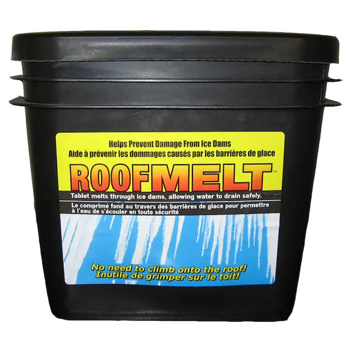Roof Melt Ice Melt Tablets, 60-Count