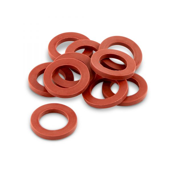Gilmour Rubber Hose Washers, 10 pack