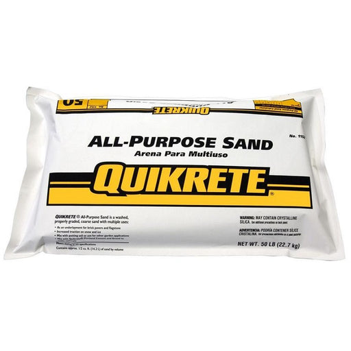 Quikrete All-Purpose Sand, 50-Lbs.