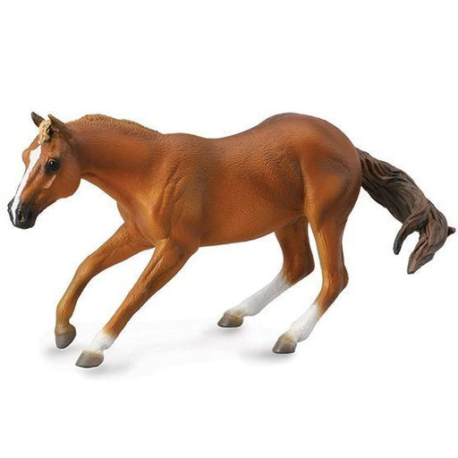 CollectA Horse, Sorrel Quarter Stallion