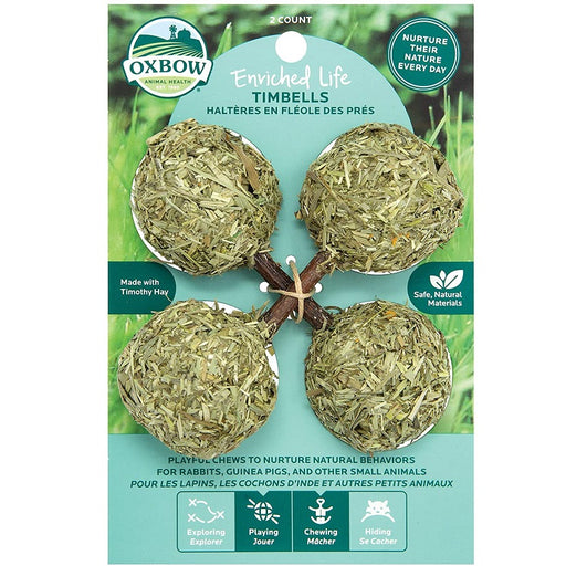 Timbells Small Animal Toy - Enriched Life