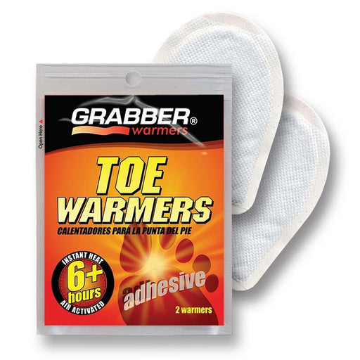 Toe Warmers, Adhesive- One Pair