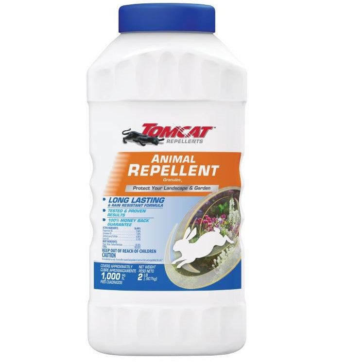 Tomcat Animal Repellent Granules, 2 lb.