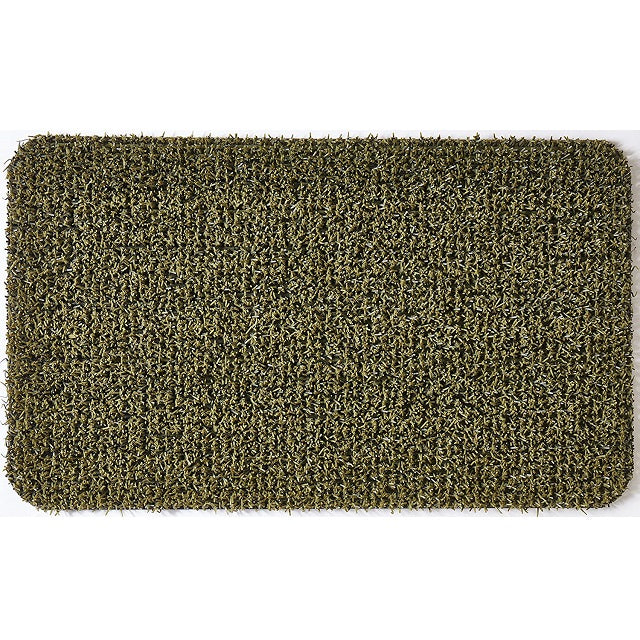GrassWorx AstroTurf Doormat 18 in. x 30 in., Urban Green
