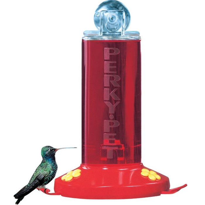 Window-Mount Hummingbird Feeder, 8 oz.