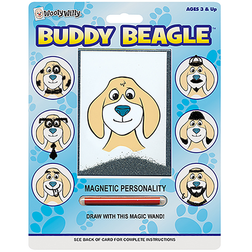 Wooly Willy® Buddy Beagle™