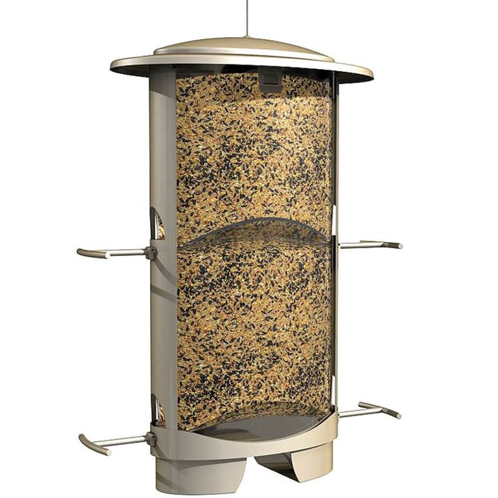 Squirrel-Proof X-1 Bird Feeder by More Birds