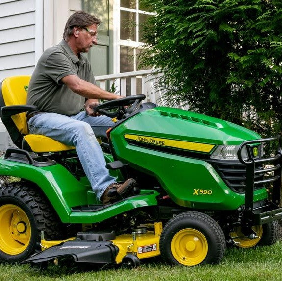 John Deere X500 Select Series Residential Riding Lawn Mowers