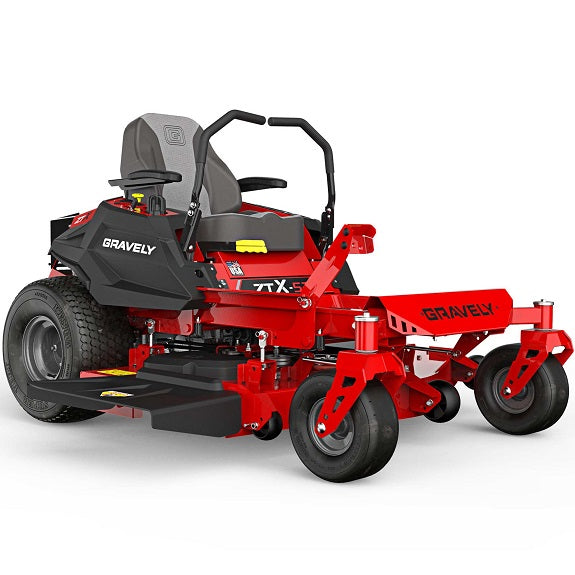 Gravely ZT X Zero-Turn Mowers