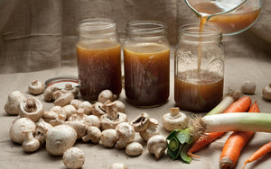 Medicinal Bone Broth Recipe For Winter Nourishment