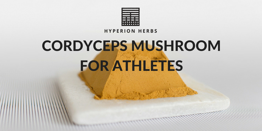 Cordyceps Mushroom for Athletes