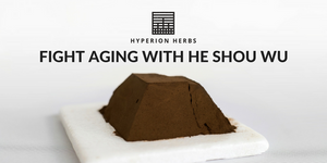 Fight Aging with He Shou Wu