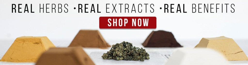 Real Herbs Real Extracts Real Benefits