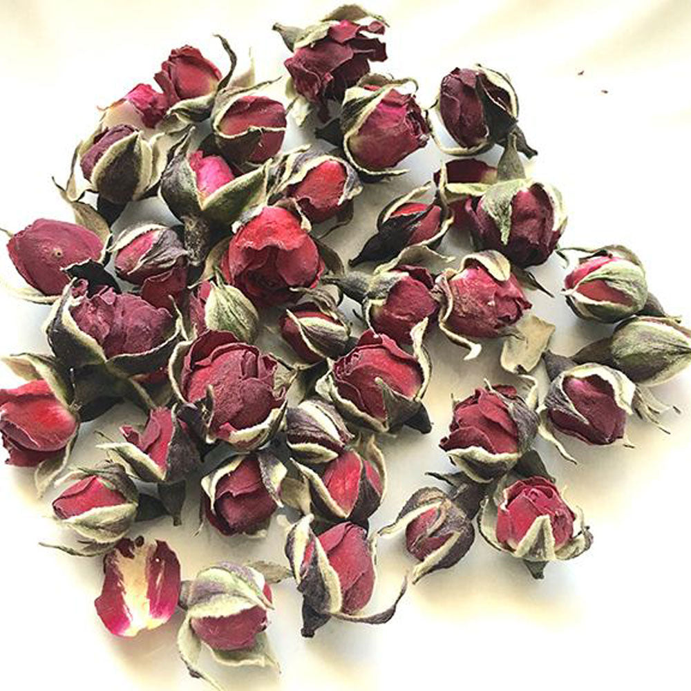 High Mountain Wild Rose Buds