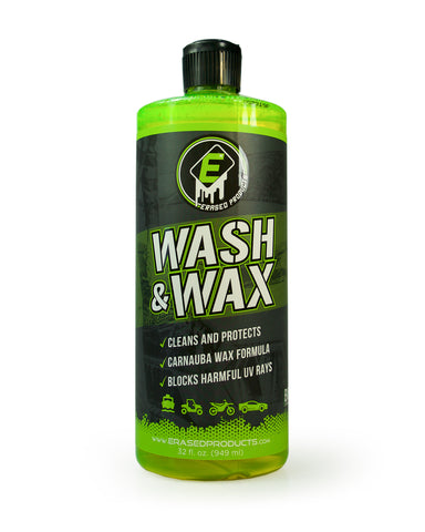 Wash & Wax - erased-products