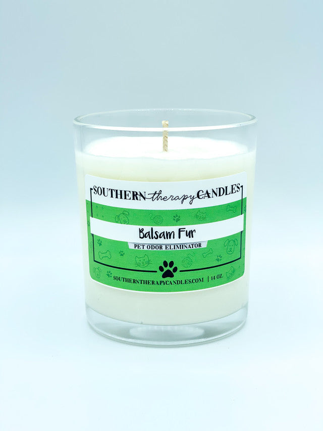 Balsam Fur Odor Eliminator Candle