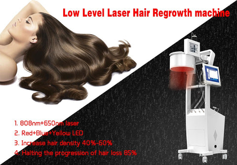 650Nm Led Laser Hair Growth Stimulate Hair Regrowth Machine