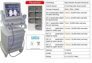 HIFU03 - Medical Beauty Laser2in1 VagiFU Tightening
