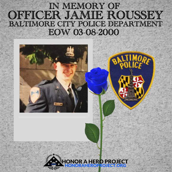 OFFICER JAMIE ROUSSEY