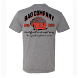 FIREFIGHTER CHRIS HARVEY SUPPORT SHIRT