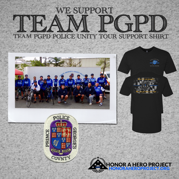 TEAM PGPD SUPPORT SHIRT