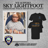 SKY LIGHTFOOT SUPPORT SHIRT