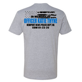 OFFICER KATIE THYNE MEMORIAL SHIRT