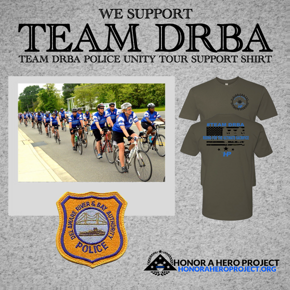 TEAM DRBA SUPPORT SHIRT